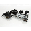 DVI over FIBER 70m set incl kabels