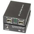 Media Converter Gigabit met 2 SFP port