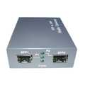Protocol independent Media Converter with 2 SFP ports