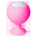 Rechargeable ICEBALL Speaker, Pink